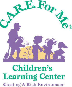 C.A.R.E. For Me Children's Learning Center, Logo